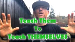 Read more about the article Teach Them To Teach Themselves