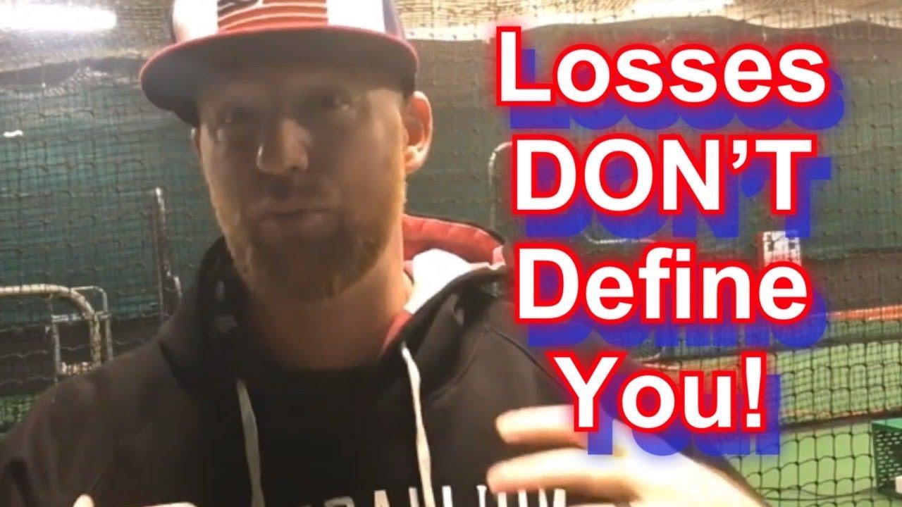 Coaches: Losses Don't Define You