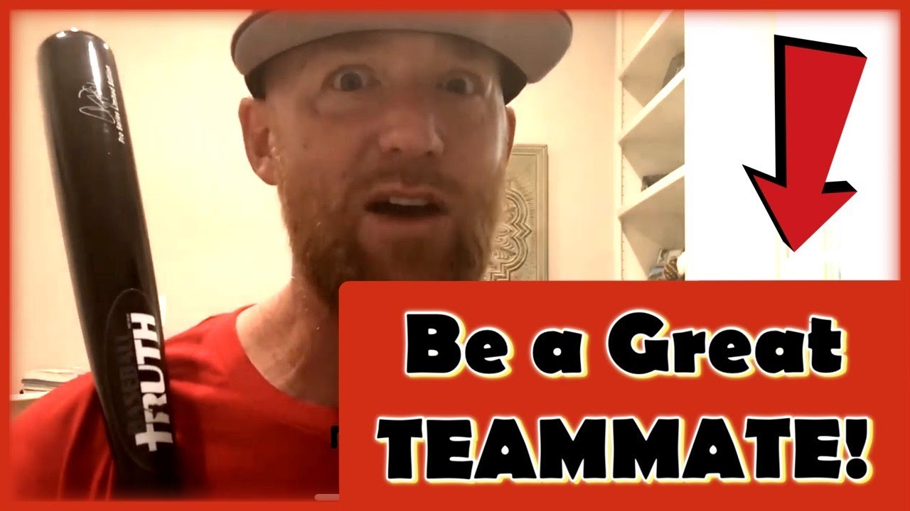You are currently viewing BE A GREAT TEAMMATE!!!