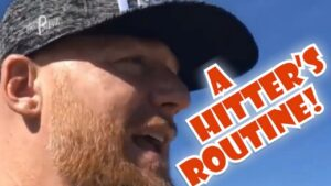 A Hitter's Routine
