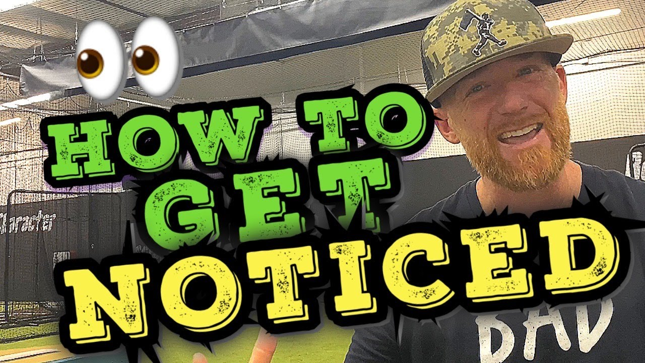 You are currently viewing How to Get Noticed and Be Seen