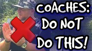Read more about the article Coaches: DO NOT DO THIS When Coaching 3B!