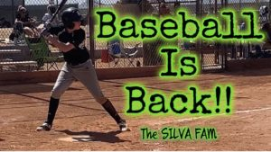 Read more about the article Baseball is Back!!!