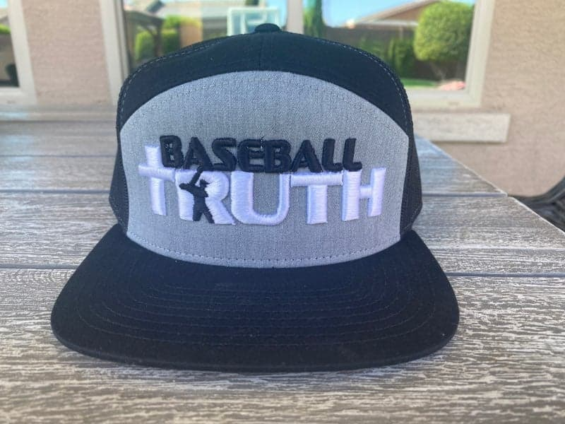 Baseball Truth- Grey Hat