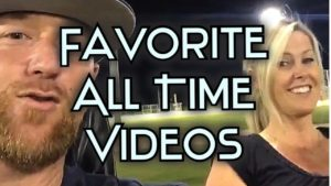Read more about the article My Top 8 Favorite Videos of All Time!