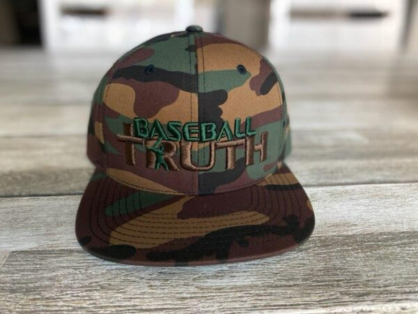 Yupoong SnapBack Multicam Camo Collection