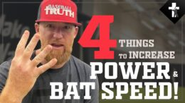 4 Awesome Hitting Tips To Increase Bat Speed & Power