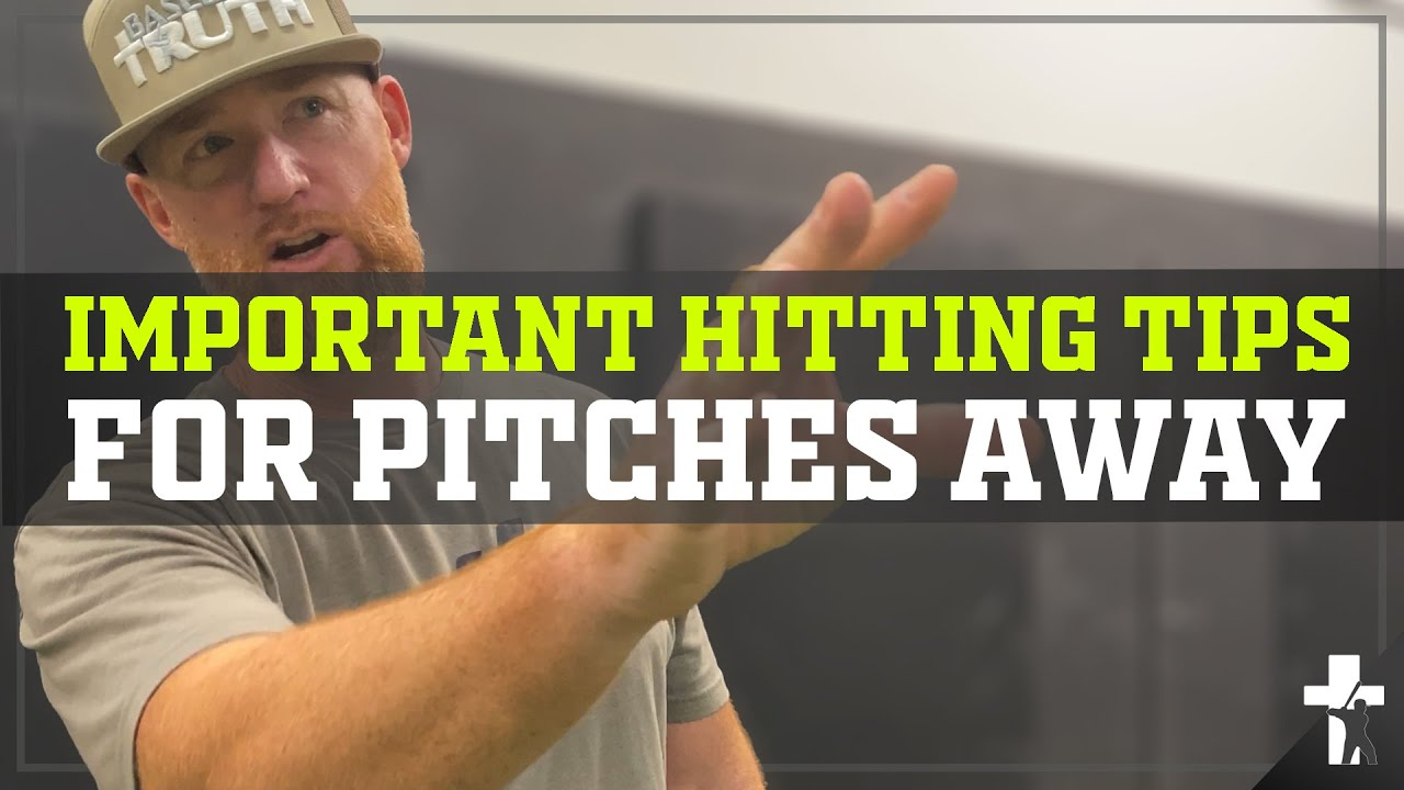 Important Tips For Hitting Outside Pitches